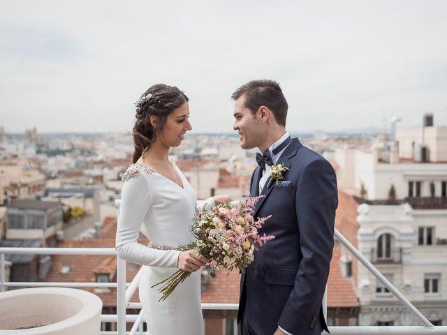 La boda de Marcos y Nuria en Madrid, Madrid 282