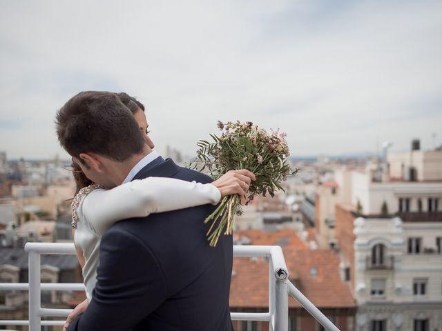La boda de Marcos y Nuria en Madrid, Madrid 283