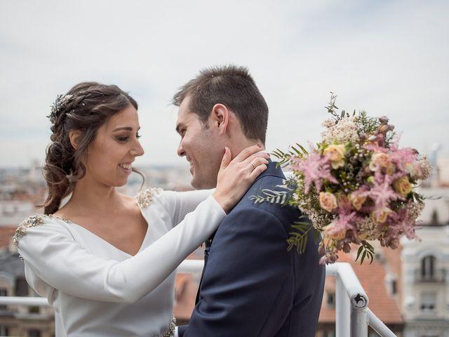 La boda de Marcos y Nuria en Madrid, Madrid 285