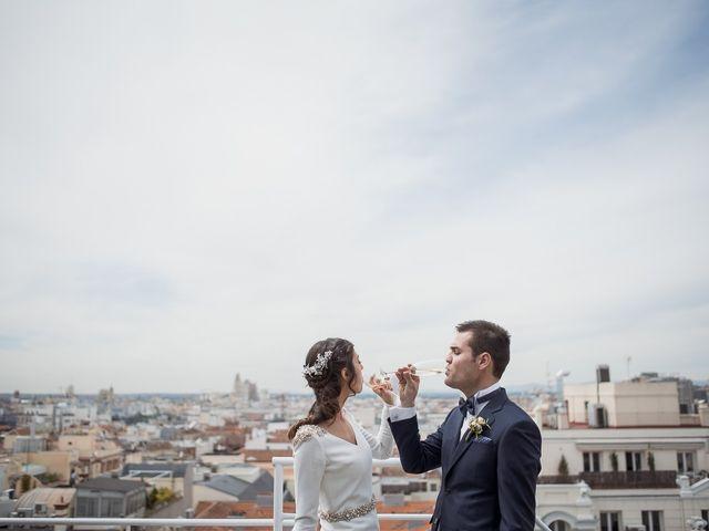 La boda de Marcos y Nuria en Madrid, Madrid 286