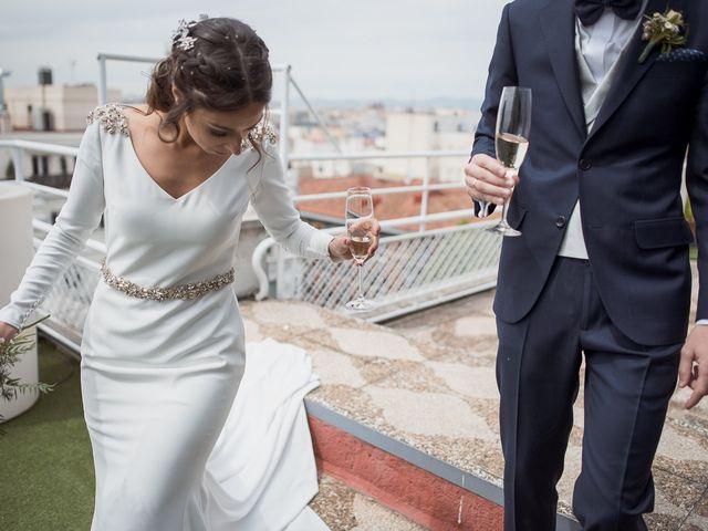 La boda de Marcos y Nuria en Madrid, Madrid 287