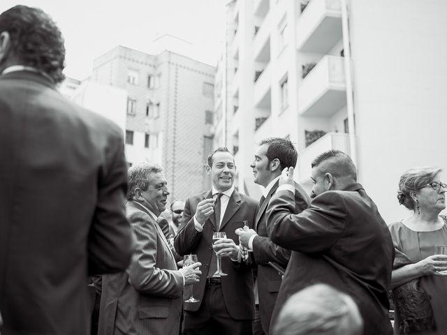 La boda de Marcos y Nuria en Madrid, Madrid 288
