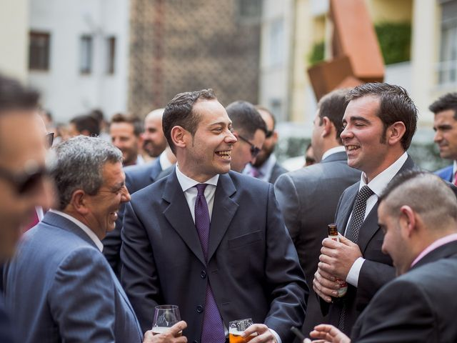 La boda de Marcos y Nuria en Madrid, Madrid 290