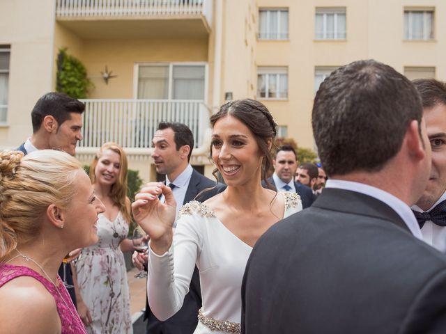 La boda de Marcos y Nuria en Madrid, Madrid 312