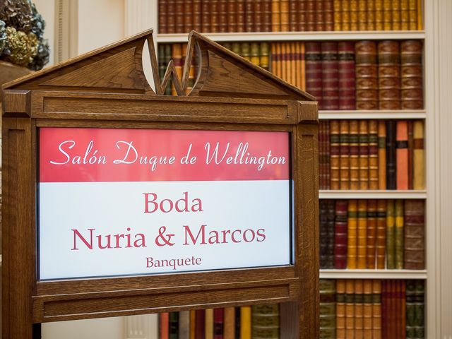 La boda de Marcos y Nuria en Madrid, Madrid 323