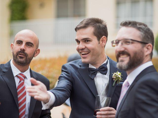 La boda de Marcos y Nuria en Madrid, Madrid 332