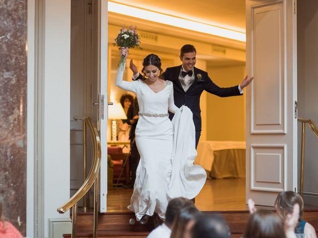 La boda de Marcos y Nuria en Madrid, Madrid 336