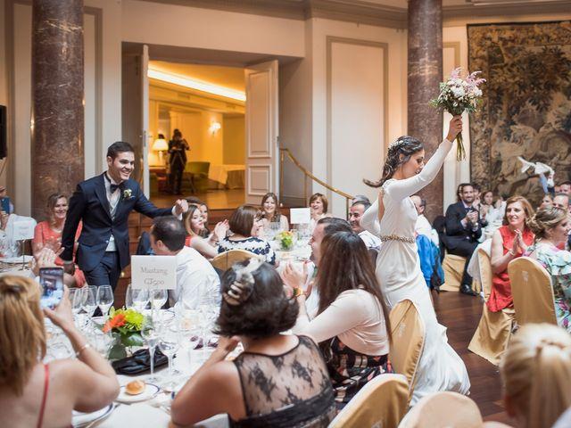 La boda de Marcos y Nuria en Madrid, Madrid 337