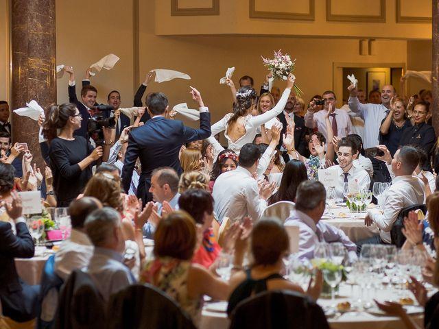 La boda de Marcos y Nuria en Madrid, Madrid 338