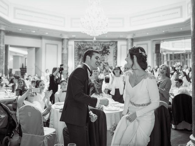 La boda de Marcos y Nuria en Madrid, Madrid 339