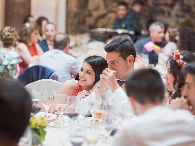 La boda de Marcos y Nuria en Madrid, Madrid 343