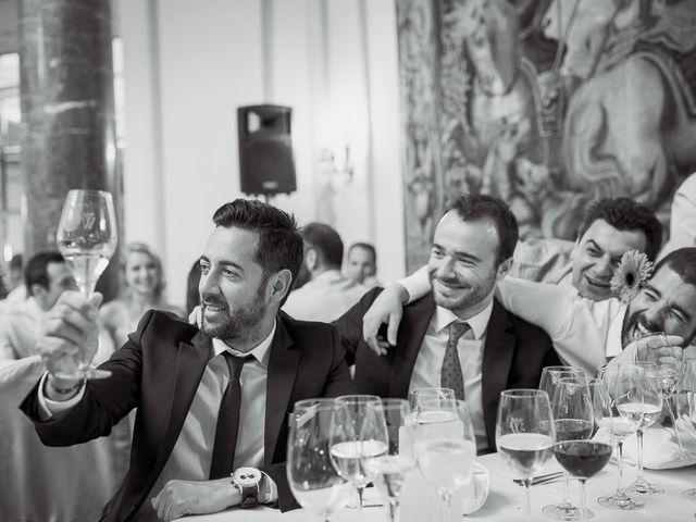 La boda de Marcos y Nuria en Madrid, Madrid 345