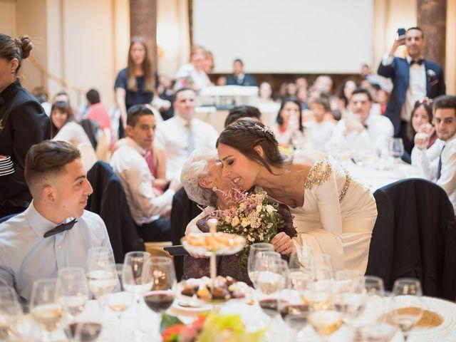 La boda de Marcos y Nuria en Madrid, Madrid 354