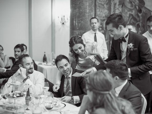 La boda de Marcos y Nuria en Madrid, Madrid 360
