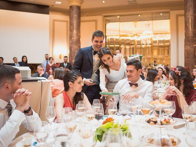 La boda de Marcos y Nuria en Madrid, Madrid 361