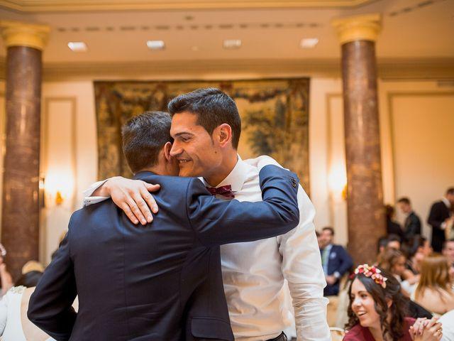 La boda de Marcos y Nuria en Madrid, Madrid 362