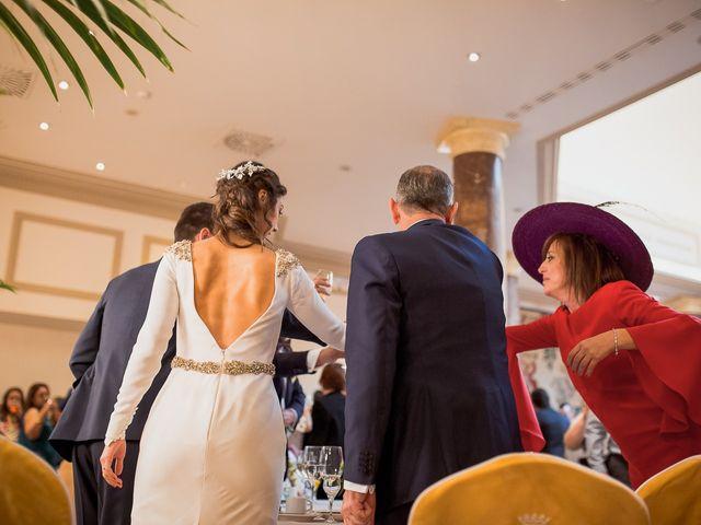 La boda de Marcos y Nuria en Madrid, Madrid 370