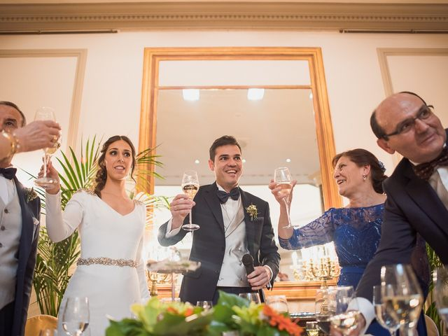 La boda de Marcos y Nuria en Madrid, Madrid 372