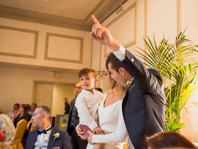 La boda de Marcos y Nuria en Madrid, Madrid 386