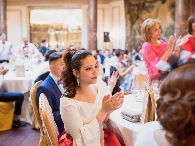 La boda de Marcos y Nuria en Madrid, Madrid 394