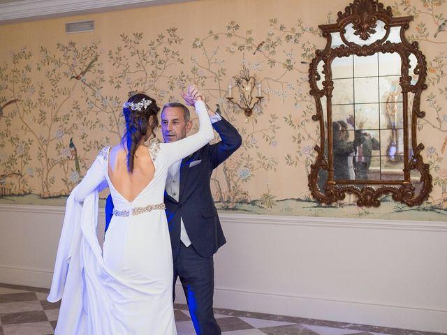 La boda de Marcos y Nuria en Madrid, Madrid 400