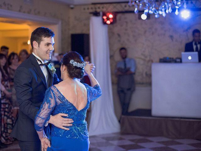 La boda de Marcos y Nuria en Madrid, Madrid 405