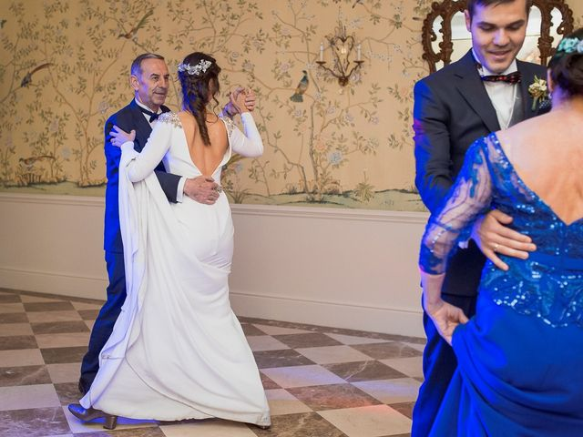 La boda de Marcos y Nuria en Madrid, Madrid 406