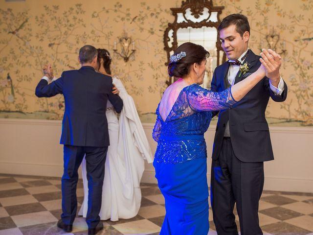 La boda de Marcos y Nuria en Madrid, Madrid 410