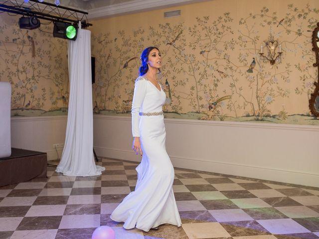La boda de Marcos y Nuria en Madrid, Madrid 411