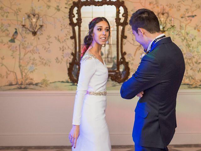 La boda de Marcos y Nuria en Madrid, Madrid 412