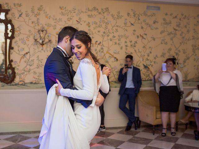 La boda de Marcos y Nuria en Madrid, Madrid 419