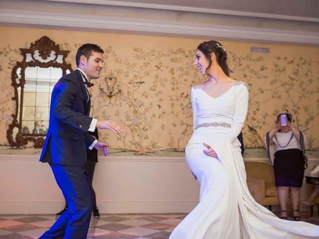 La boda de Marcos y Nuria en Madrid, Madrid 421