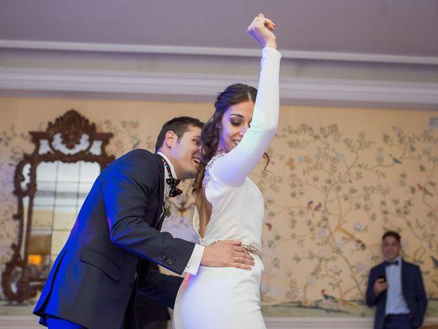 La boda de Marcos y Nuria en Madrid, Madrid 423