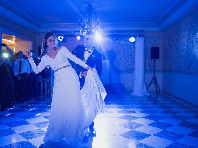 La boda de Marcos y Nuria en Madrid, Madrid 425