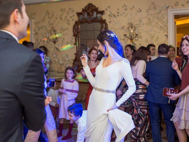 La boda de Marcos y Nuria en Madrid, Madrid 429