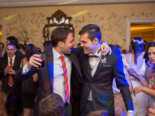La boda de Marcos y Nuria en Madrid, Madrid 433