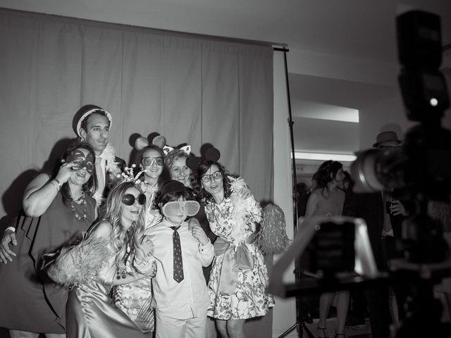 La boda de Marcos y Nuria en Madrid, Madrid 439