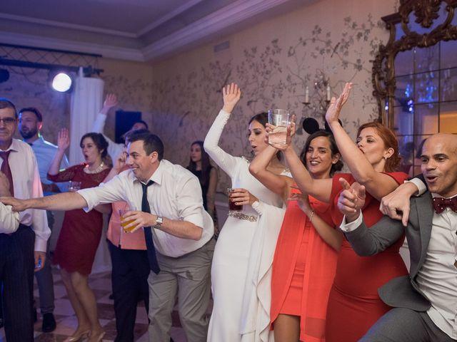 La boda de Marcos y Nuria en Madrid, Madrid 444