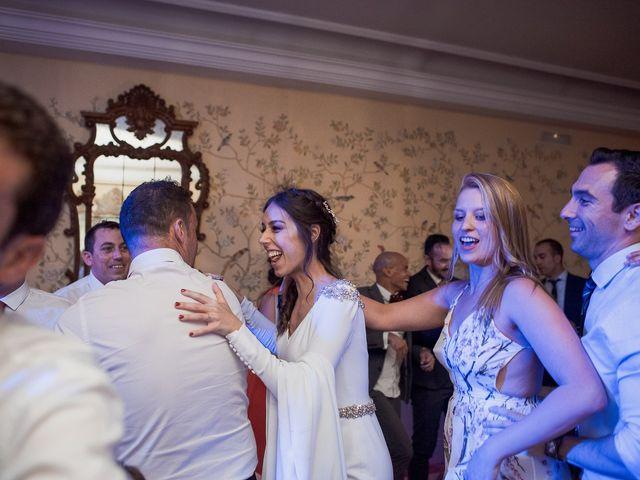 La boda de Marcos y Nuria en Madrid, Madrid 445