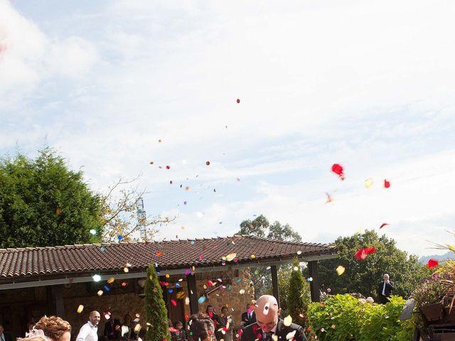La boda de Andrés y María en San Cucao, Asturias 7