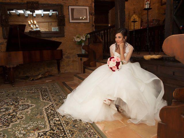 La boda de Andrés y María en San Cucao, Asturias 2