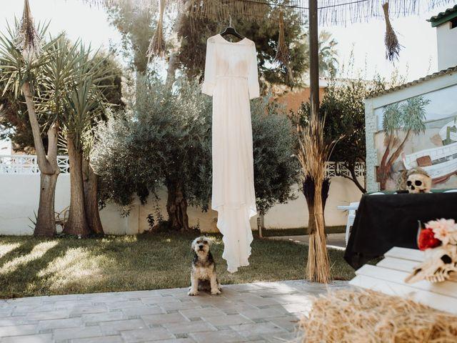 La boda de Iván y Patry en Chilches, Castellón 12