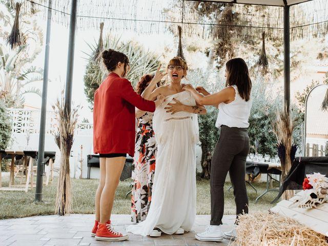 La boda de Iván y Patry en Chilches, Castellón 15