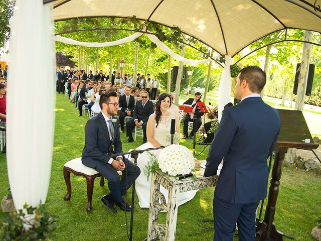 La boda de Félix y Aldara en Medina Del Campo, Valladolid 12