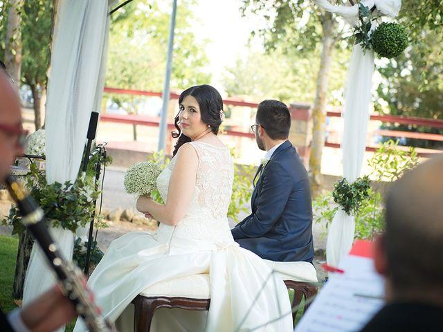 La boda de Félix y Aldara en Medina Del Campo, Valladolid 13