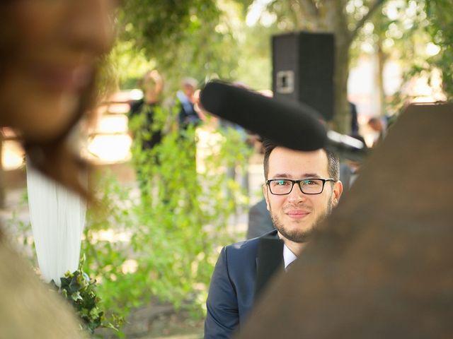 La boda de Félix y Aldara en Medina Del Campo, Valladolid 15