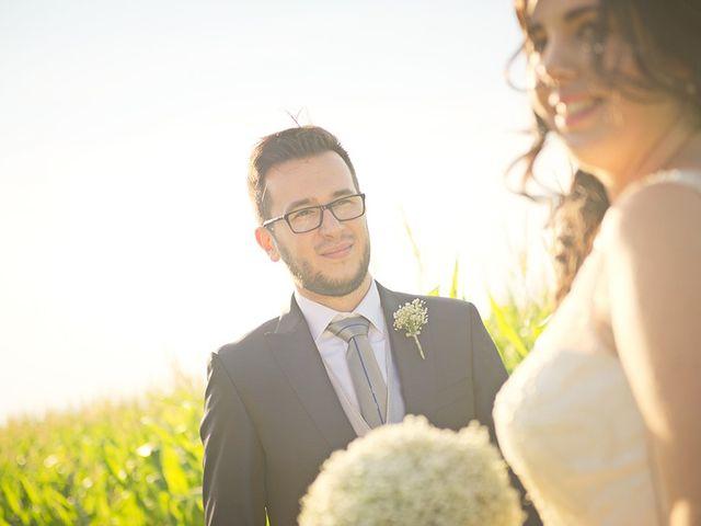 La boda de Félix y Aldara en Medina Del Campo, Valladolid 24