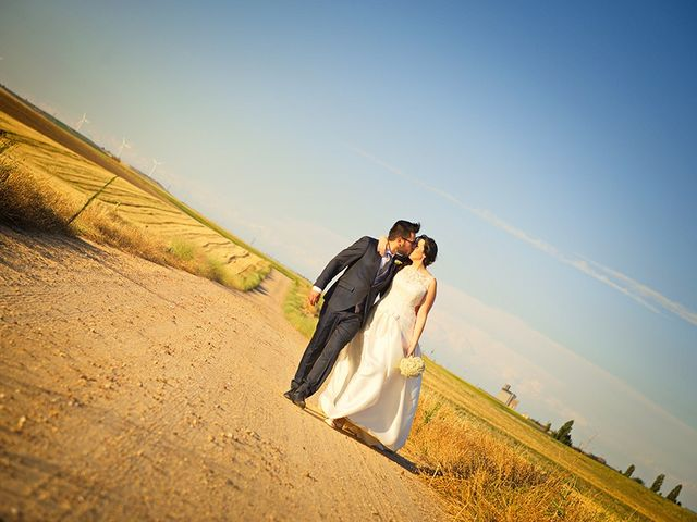 La boda de Aldara y Félix