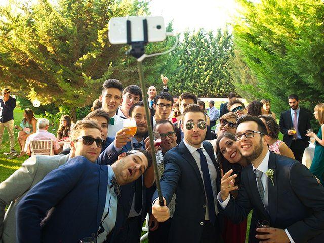 La boda de Félix y Aldara en Medina Del Campo, Valladolid 29