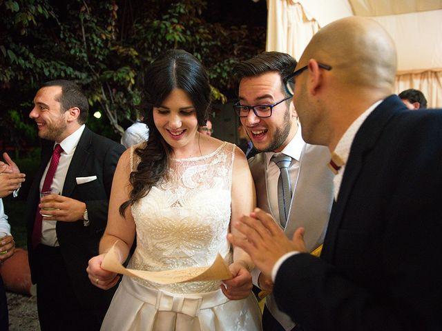La boda de Félix y Aldara en Medina Del Campo, Valladolid 38